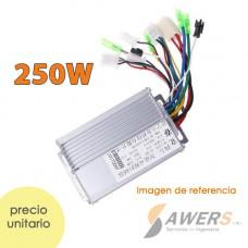 Controlador BLCD 36V 350W Bici Electrica