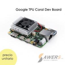Coral Dev Board Google