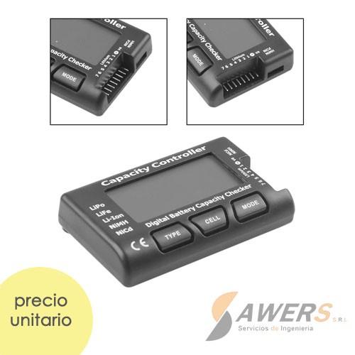 Cellmeter-7 Probador digital de baterias