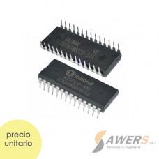 Memoria EEPROM W27C512 512Kb dip