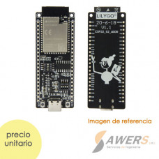TTGO T8 ESP32-S2-WOOR (NUEVO)