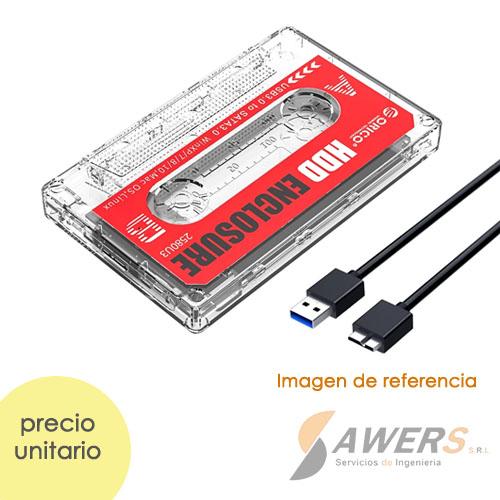 Case Disco Externo SATA 2.5inch a USB 3.0