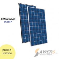 Panel Solar 285W 1640x992x40mm 32V policristalino
