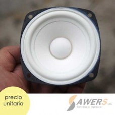 Parlante Subwoofer 20W 4ohm 72mm
