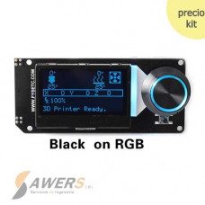 Pantalla de control LCD 128x64 impresora 3D MKS Mini