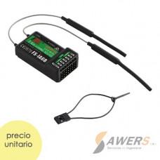 Receptor PPM 2.4Ghz Flysky FS-IA6B  6CH