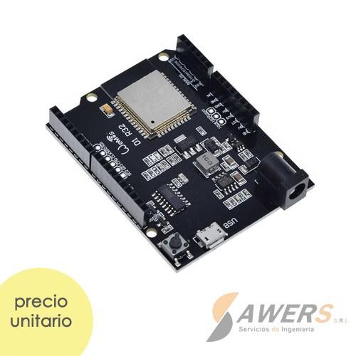 Wemos D1 R32 ESP32 CH340 Bluetooth WiFi