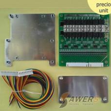 BMS Circuito de carga y descarga 30A 18650