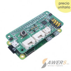 ReSpeaker 2-Mics Pi HAT Shield para Raspberry IA