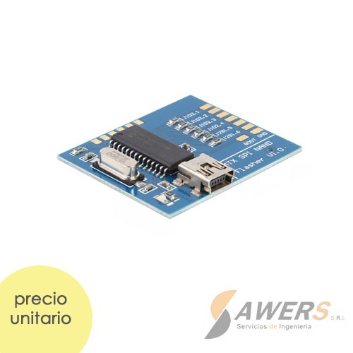 Programador Matrix NAND/USB Flasher V1.0