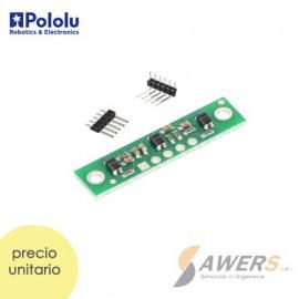 Sensor de Linea QTR-3RC original (par)