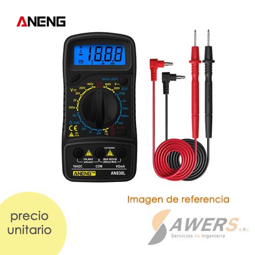 Caja de proteccion de circuitos aluminio 150x50x20mm