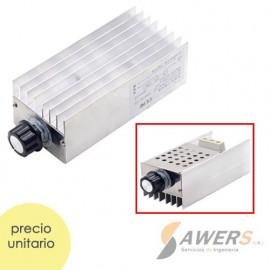Dimmer SCR 220V 10000W (regulador de voltaje AC)