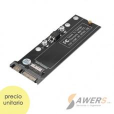 Adaptador SSD Macbook Air 2010-2011 a SATA 2.5inch