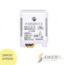 Interruptor Automatico PIR 220V 100W