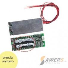 BMS Circuito de carga y descarga 3S 12V 100A 18650