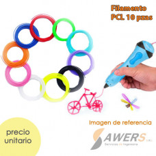 Filamento ABS 1.75mm -1kg