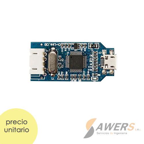 J-Link OB depurador emulador ARM