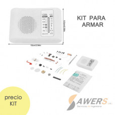 Kit Radio Receptor AM/FM CF210SP