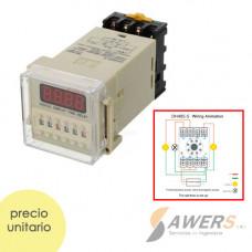 DH48S-S Temporizador Digital 0,1-99H AC 220V