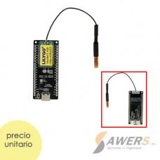 TTGO T-Solar ASR6501 LoRaWAN 433Mhz