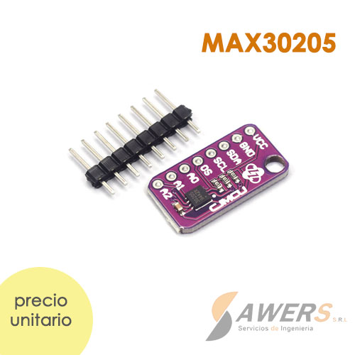 MAX30205 Sensor de Temperatura Corporal
