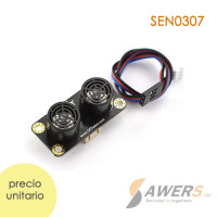 Gravity Sensor Ultrasonico Analogico URM09 SEN0307