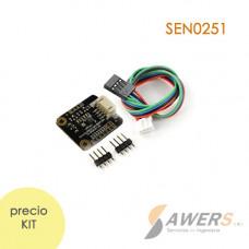 Gravity Sensor de Presion Barometrica BMP388 SEN0251