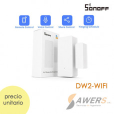 Sonoff DW2 Sensor puerta-ventana Wifi