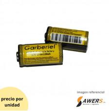 Bateria Li-ion 16340 3.7V 700mAh