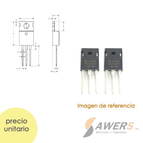 MUR3050 Diodo Rectificador Ultrarapido 30A-500V