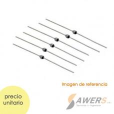 BYV26E Diodo Rectificador Ultrarapido 1000V-1A