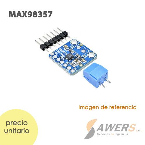 MAX98357 Amplificador de audio I2S 3W Mono