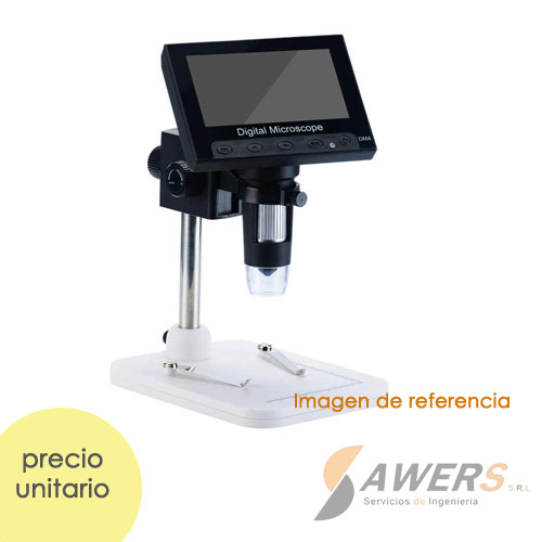 DM4 Microscopio Digital Portatil 1080P HD 4.3inch