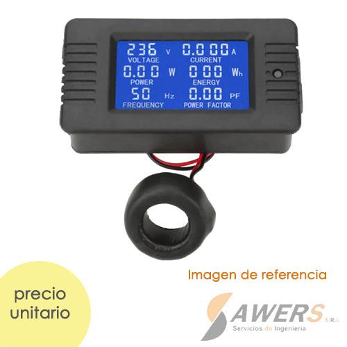 PZEM-022 Wattimetro Digital AC 220v 100A-CT