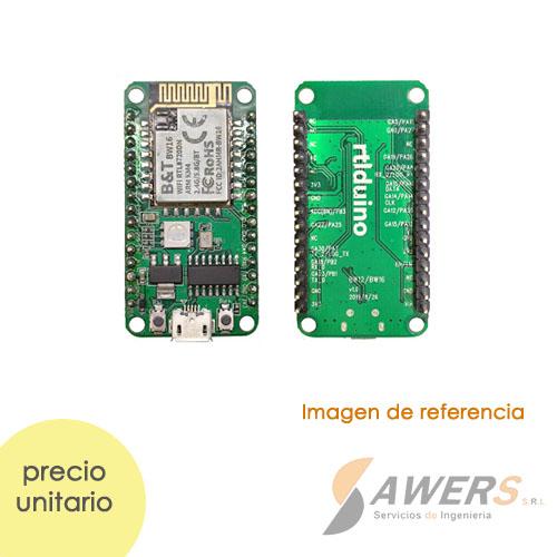 RTL8720DN BW16 Modulo WiFi-Bluetooth 5.0 RTLduino