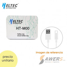 HELTEC HT-M00 Gateway LoRa doble canal 433Mhz