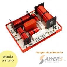 Audio Crossover Pasivo 800-4800hz 4 Vias 180W