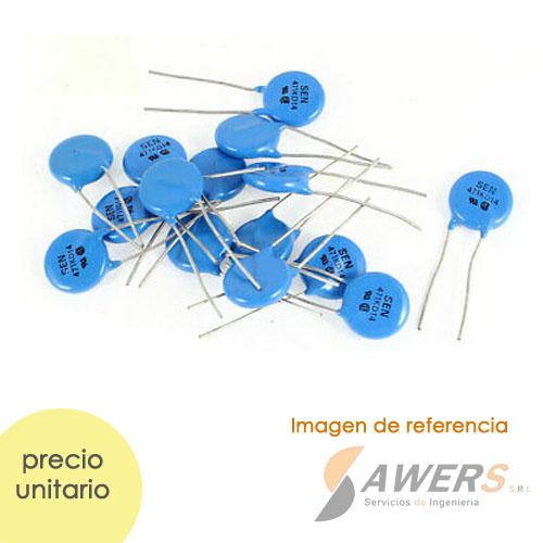 Varistor de proteccion 270-470V