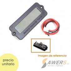 LY6W Indicador de Voltaje bateria Lipo y Acido-Plomo