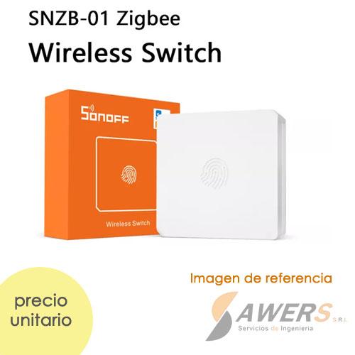 Zigbee SONOFF Interruptor Bidireccional SNZB-01
