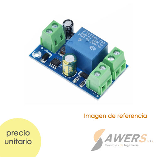 YX-X804 power-OFF interruptor automatico de proteccion DC 12-48V