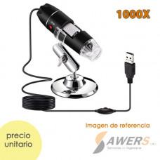 Microscopio Digital USB 1000x