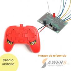 Control Remoto RF 2.4Ghz 8CH  con receptor 4WD