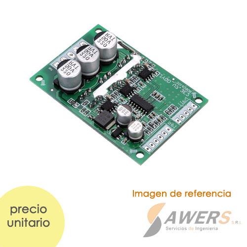 Controlador BLCD Brushless 12V-36V 15A 500W con HALL