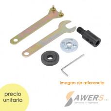 Kit Acoplador de disco para eje motor D=10-8-5mm