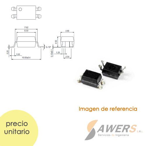 VOL617A Optoacoplador SMD
