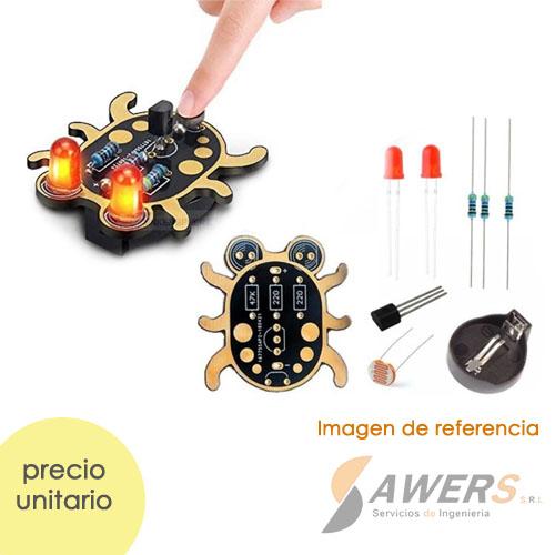 Kit de Soldadura escarabajo gorgojo