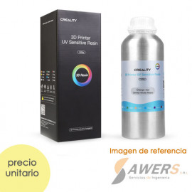 Resina Fotosensible UV 405nm Creality Dental Mode 500ml