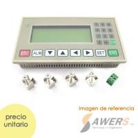 OP320-A V8.0 Interfaz HMI Texto RS232 PLC